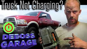 1st 2nd gen dodge truck not charging cheap ecu fix premium