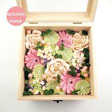 Paper Quilling Flower Frames Quilling Flowers Canada Best Selling Quilling Flowers From Top