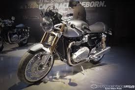 the 2016 triumph bonneville line is reborn motorcycle usa