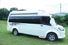 Small Picture Motor Homes Caravans in India