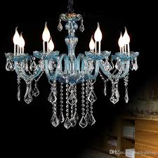 decoration dining room candle crystal chandelier luxurious lighting fixture for living room hotel wedding decor hanging french style lamp chandelier for