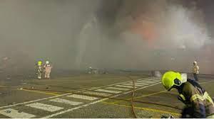 قائد شرطة دبي يكشف تفاصيل انفجار جبل علي وضاحي خلفان يتوقع السبب قبل ظهور  النتائج | وطن يغرد خارج السرب