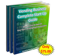 Are Vending Machines A Good Business Beauteous How To Start A Vending Machine Business The Vending StartUp EKit