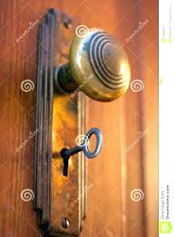 how to lock an old door without a key replacing old door knobs replacement door knobs replacement glass door knobs old door knob with key stock photo image
