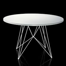 coffee table tavolo xz3 round table with white frame modern white coffee table home