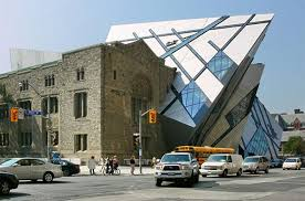 deconstructive architecture. 2007. Michael Lee-Chin Crystal Royal Ontario Museum Toronto Deconstructive Architecture O
