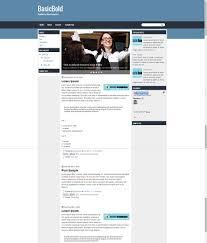 best column blog templates themes premium templates symetry blogger template