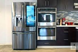 lg french door counter depth appliances reviews with regard to refrigerator review digital trends lg counter depth refrigerator e56