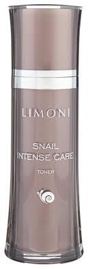 Limoni <b>Тонер для лица с</b> экстрактом секреции улитки Snail ...