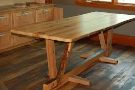 reclaimed hardwoods conference dining table