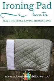 Best 25+ Ironing pad ideas on Pinterest | Mini ironing board ... & How to Sew an Ironing Pad Adamdwight.com