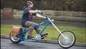 born to be mild the electric chopper that you need to pedal and