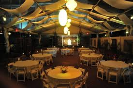 the hilton garden inn hamilton nj has the perfect setup for an outside event under this beautiful weather protected tent