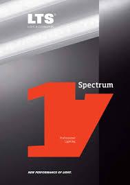 How To Fix Us Ds Blinking Light Spectrum Lts Spectrum 17 By Brink Licht Issuu