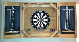 to protect wall and floor from darts