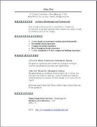 Sample Enterprise Architect Cover Letter Architecture Cover Letter