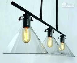 light bulbs for chandeliers awful 3 bulb chandelier meridian transpa glass chandeliers light bulb funnel dining light bulbs for chandeliers