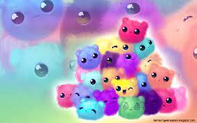 Cute Wallpapers Kawaii Animals