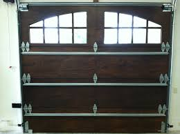 tongue and groove interior options are available but will make the doors very heavy and all hardware must be upgraded garage door shown in picture is