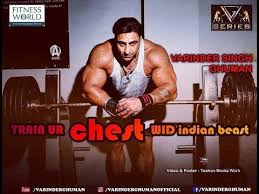 Varinder Ghuman Diet Chart Videos Matching Varinder Ghuman Chest Training And Workout