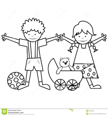 Small Picture Luxury Boy And Girl Coloring Pages 60 With Additional Picture