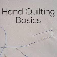 How to Hand Quilt - video   Shiny Happy World & Hand Quilting Basics - video tutorial from Shiny Happy World Adamdwight.com