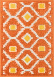 loloi rug terrace contemporary orange lemon area rug