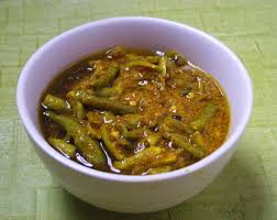 This hot and sour chilli pickle recipe (hari mirch ka achar) will ...
