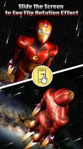 3D Iron Hero Live Wallpaper для Андроид ...