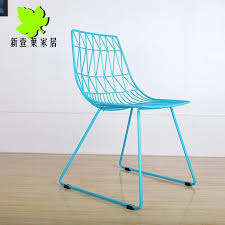 exotic outdoor wood dining chair special wire metal mesh outdoor dining chair leisure wood outdoor dining table and chairs