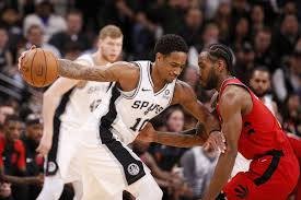 Spurs At T Center Interactive Seating Chart Game Preview San Antonio Spurs At Toronto Raptors