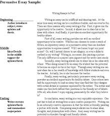 an example of a persuasive essay examples of persuasive essays for middle school students dovoz