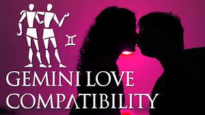 Gemini Horoscope Compatibility Chart Gemini Love Compatibility Gemini Sign Compatibility Guide