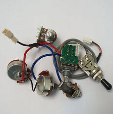 epiphone wiring harness guitar parts ebay Epiphone Dot Wiring Harness real epiphone pro wiring harness push pull alpha pots switch fit gibson les paul epiphone dot wiring harness