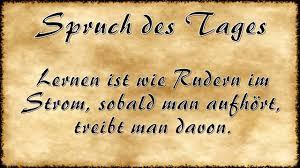 Spruch Des Tages Rheinpfalz Zitate Zum Leben