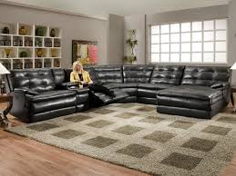 Living Room: Restoration Hardware Sofa Luxury Astounding Leather Sectional  Sofa With Power Recliner 93 -