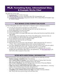 Examples Of Work Cited Example Of Works Cited Koran Opencertificates Co
