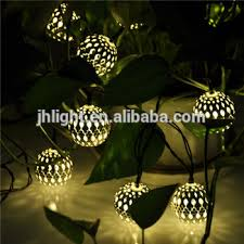 outdoor lighting balls.  Outdoor 10 Balls Moroccan Solar String Lanterns Christmas Tree Indoor Outdoor  Lighting Balls Led Solar Outdoor To T