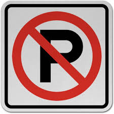 No Parking Sign Y2733 By Safetysign Com
