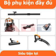 Máy hút bụi công nghiệp YILI YLC-6280 8L - may hut da nang - may hut bui -  YLC-6280 8L-130