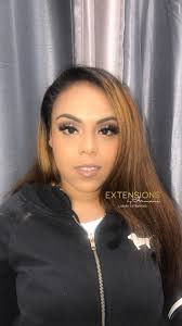 photo of extensions by armani hazel crest il united states natural makeup