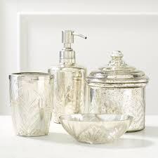 mercury glass bathroom accessories. Mercury Glass Bathroom Accessories E