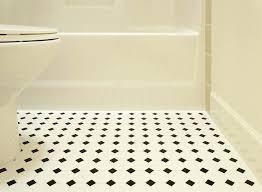 black and white vinyl flooring image of black and white vinyl tile floor black and white
