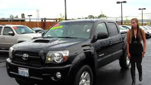 Virtual Walk Around Video of a 2011 Toyota Tacoma V6 TRD Sport at ...
