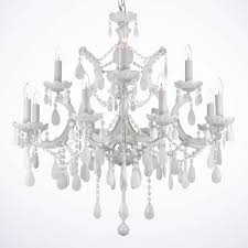 kitchen fabulous wrought iron chandelier with crystals 18 a83 white2153212 1 elegant wrought iron chandelier with