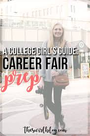 A College Girl S Guide Preparing For A Career Fair The Swirl