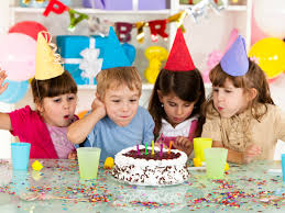 birthday party etiquette for pas