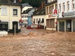 Germany floods latest updates: Death ...