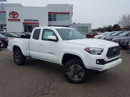 New 2018 Toyota Tacoma TRD Sport Access Cab in Boston #21157 ...