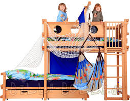 bunk beds with slide and swing.  Slide Choosing The Ideal Furniture For Your Kidsu0027 Room U201c In Bunk Beds With Slide And Swing